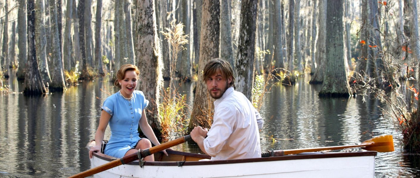 Soulmates? A Scene From The Notebook